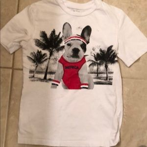 "Other - French Bulldog, ""Merica"" cute youth Tee!"
